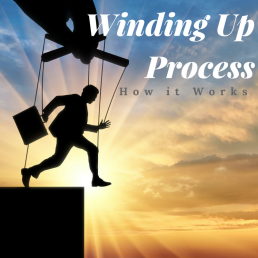 winding up process