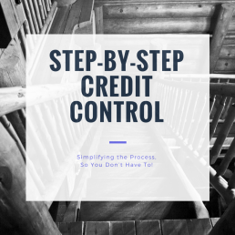 step by step credit control