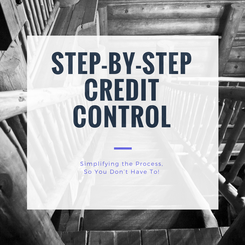 step by step credit control process