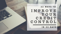 22 ways to improve your credit control