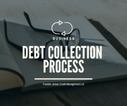 Business debt collection process uk