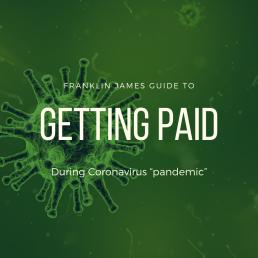 """Getting paid during Coronavirus """"pandemic"""""""